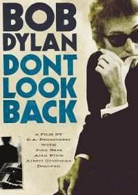 Cover Bob Dylan - Don't Look Back [DVD]